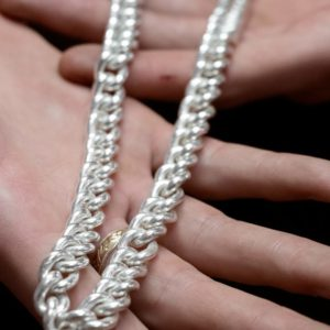 Jewellery Manufacturing Skill Twisted Curb Bracelet Chain Making